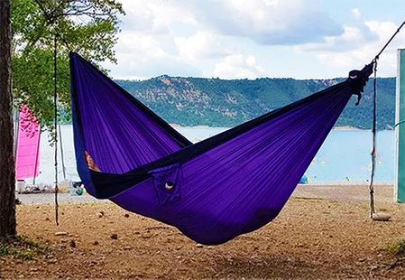 Things you can actually do with your own lightweight hammock