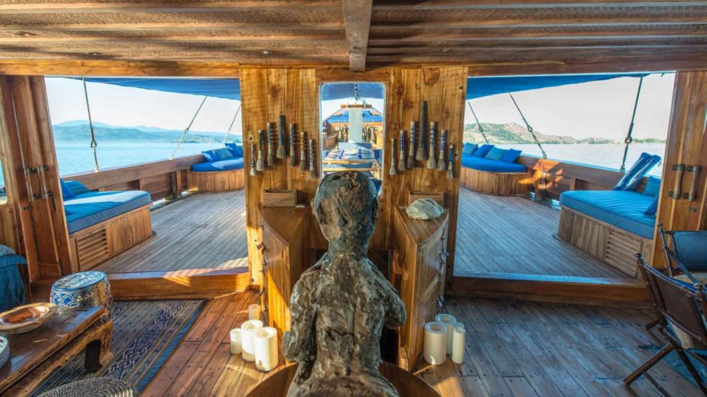 Overcoming Fear of Sailing in Komodo Cruise: A Personal Journey