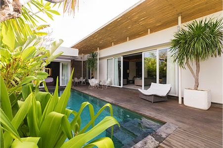 Types of 3 bedroom villa Seminyak to rent