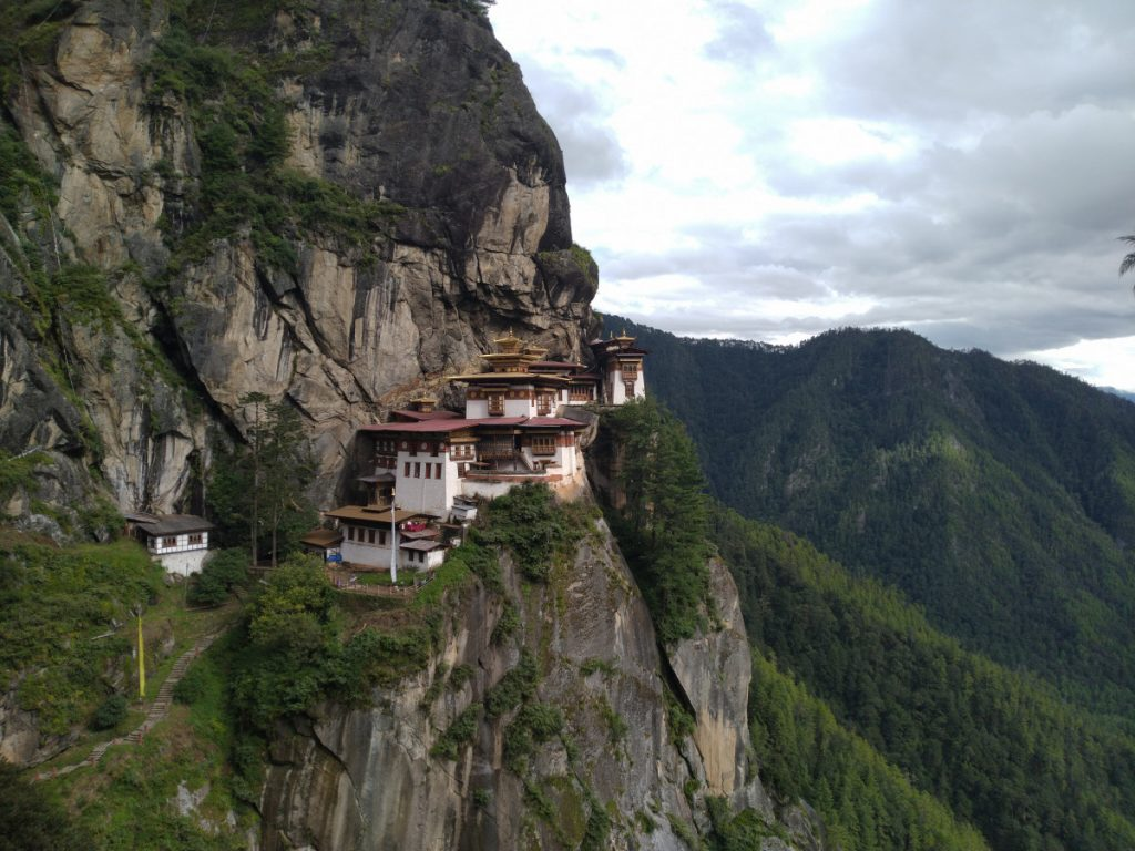 The Mysterious Secluded Kingdom of Bhutan