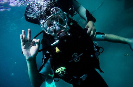 Tips for safe scuba diving in Bali
