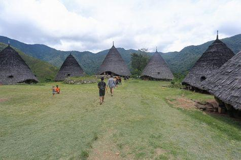 Interesting traditional villages in Flores to explore