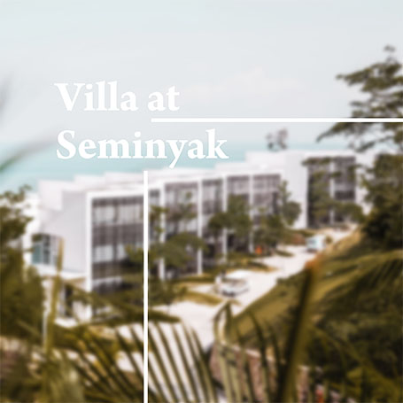Vacationing in Seminyak villas