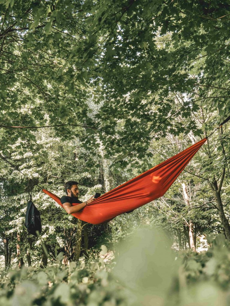 Hammock Camping: The Basics of Setting Up Your Hammock