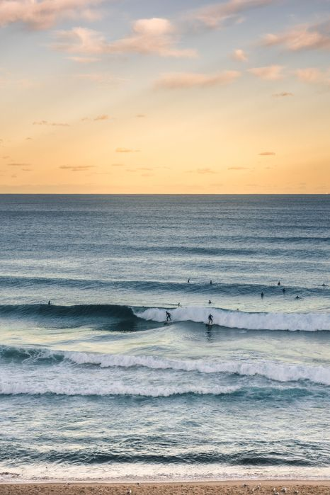 Learn to surf holidays is great as a travel idea