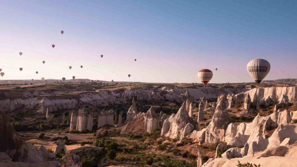 Cappadocia - Magical destinations for fairytale travel