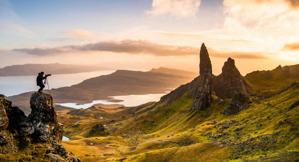 The Isle of Skye - Magical destinations for fairytale travel