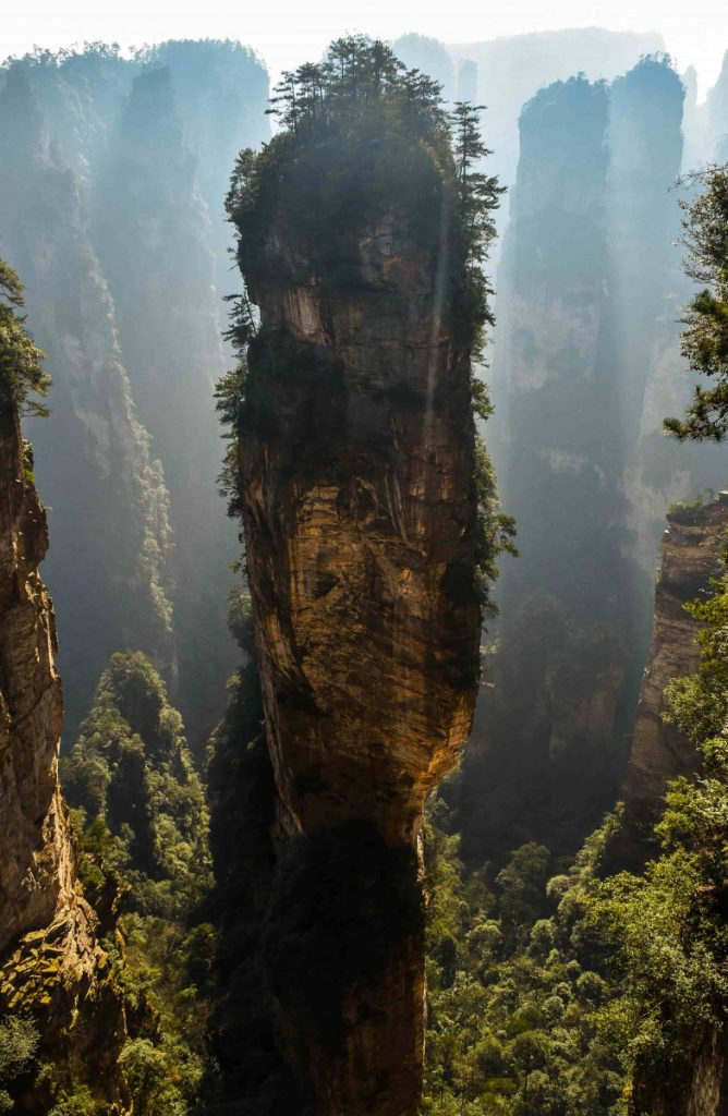 Zhangjiajie, Magical destinations for fairytale travel