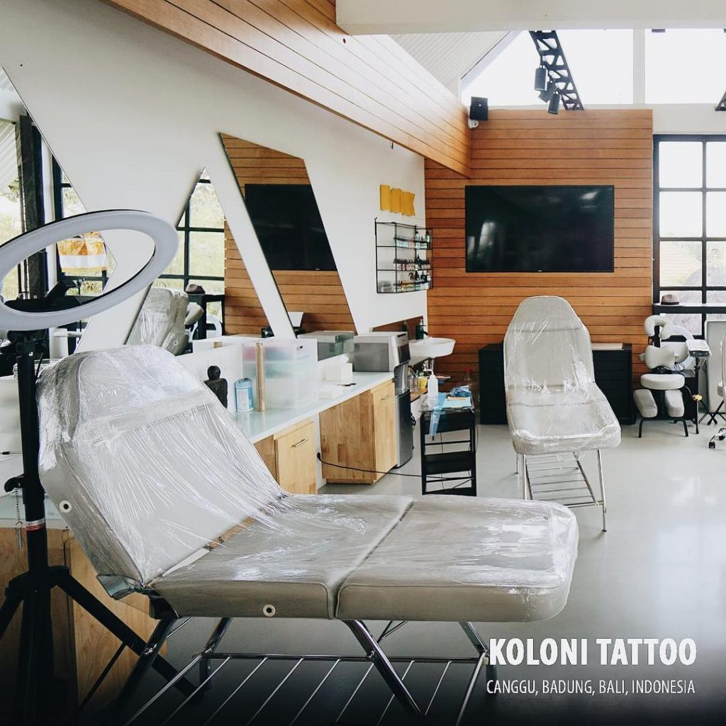 Signs of the Best Place to Get Tattoo in Bali
