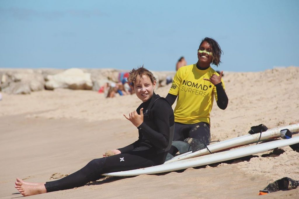 Kids Surf Camp and What to Pack