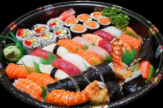 japanese food catering bali