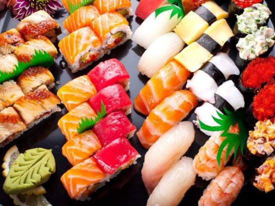 sushi catering in bali