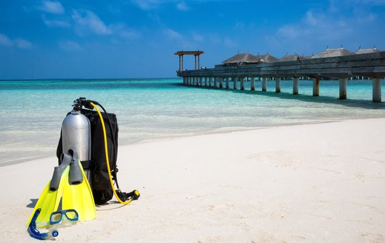 Foolproof Way to Arrange Scuba Diving Holiday for Beginners!