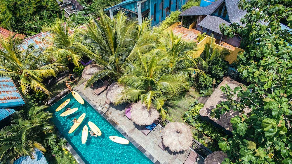 What Does Surf Camp in Bali Looks Like