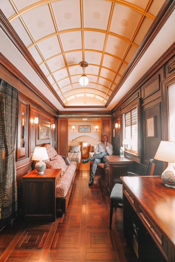 Planning A Luxury Train Trip