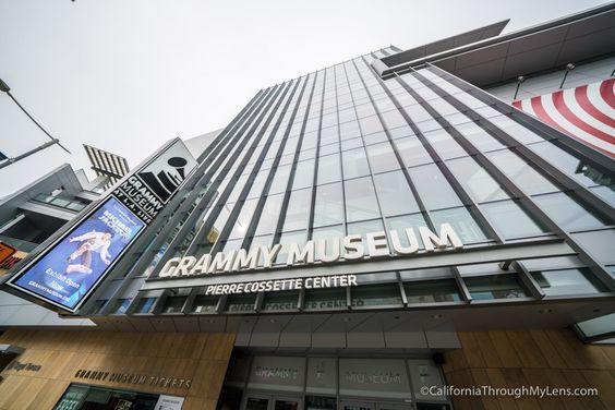 Los ANgeles Grammy Museum