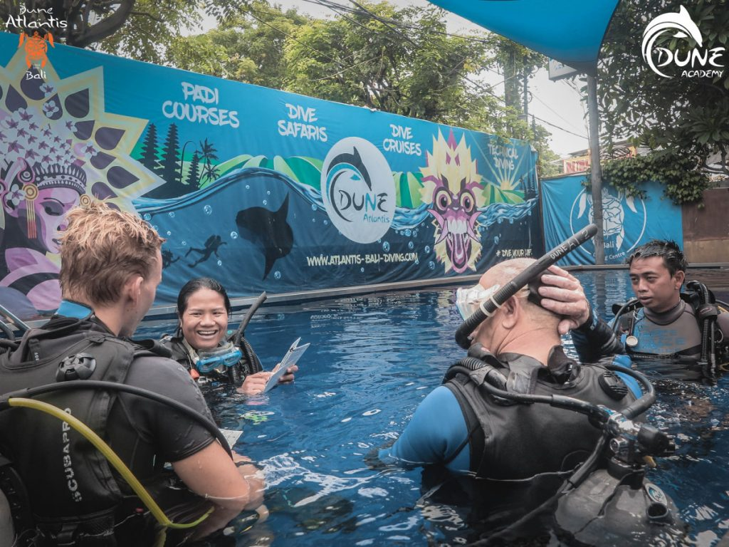 Succeeding Bali Scuba Diving Course with Flying Colours A How To