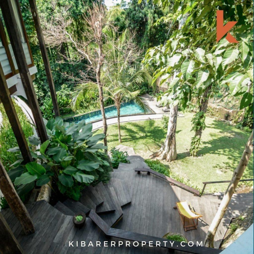 Choose A Villa Ubud Bali with A View