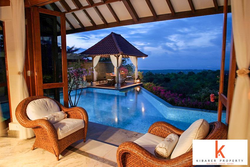 Provide Outdoor Spaces in Villa Jimbaran Bali